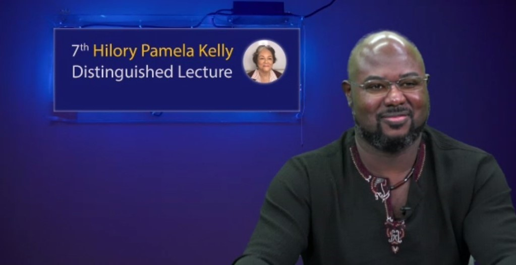 Dr Rohan Lewis Confronts the Trials of Writing in 7th H. Pamela Kelly Distinguished Lecture
