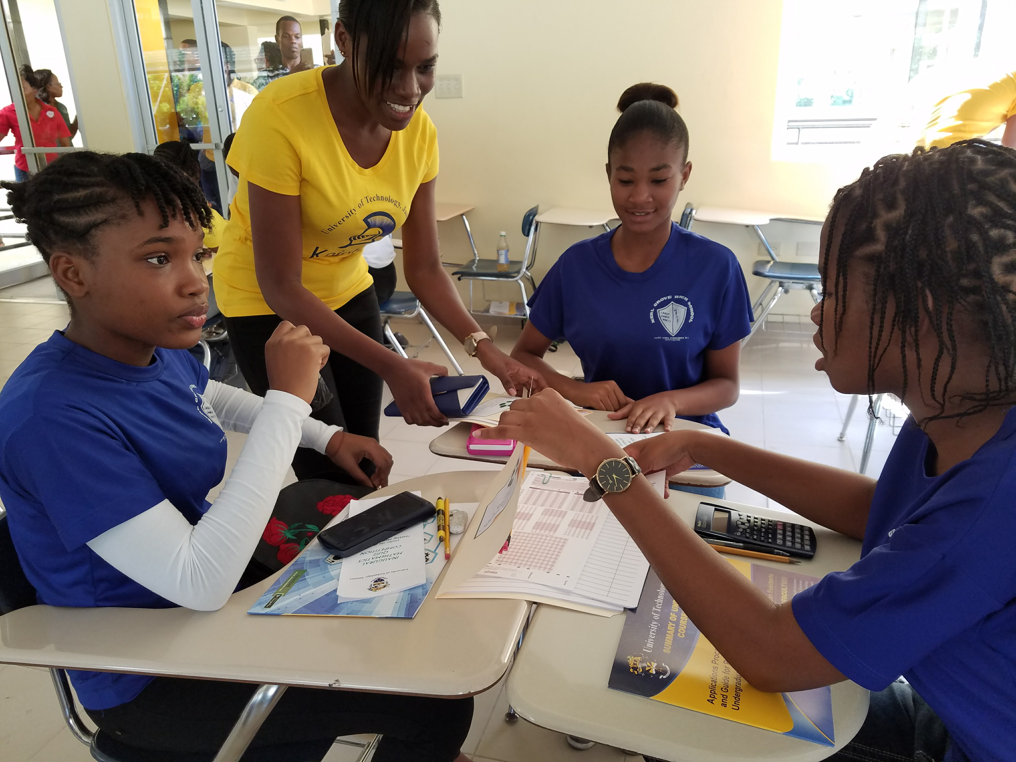 Five High Schools Selected for Semi-Finals of UTech, Ja. Inaugural Mathematics Quiz Competition