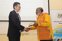 Ghanaian Professor, Horace Campbell Advocates for Canal System to Save Africa and the Globe