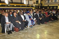HIGHLIGHTS:  Academic Induction Ceremonies - Western and Papine Campuses