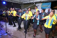 UTech, Jamaica Choir 60th Anniversary Gospel Concert featuring Kevin Downswell
