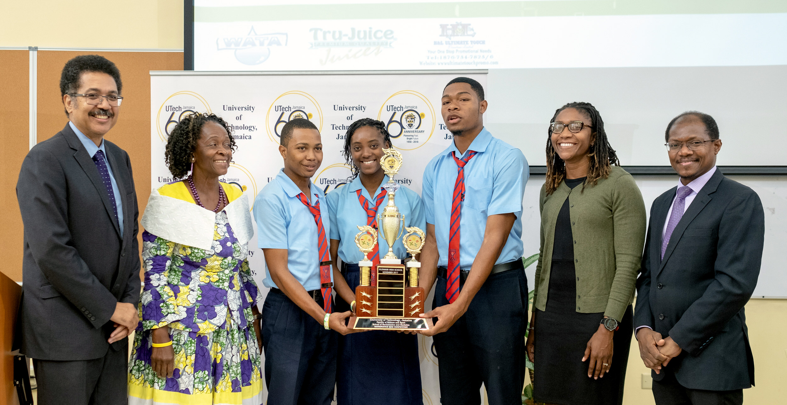 Knox College Wins 2nd Annual UTech, Jamaica Mathematics Quiz Competition