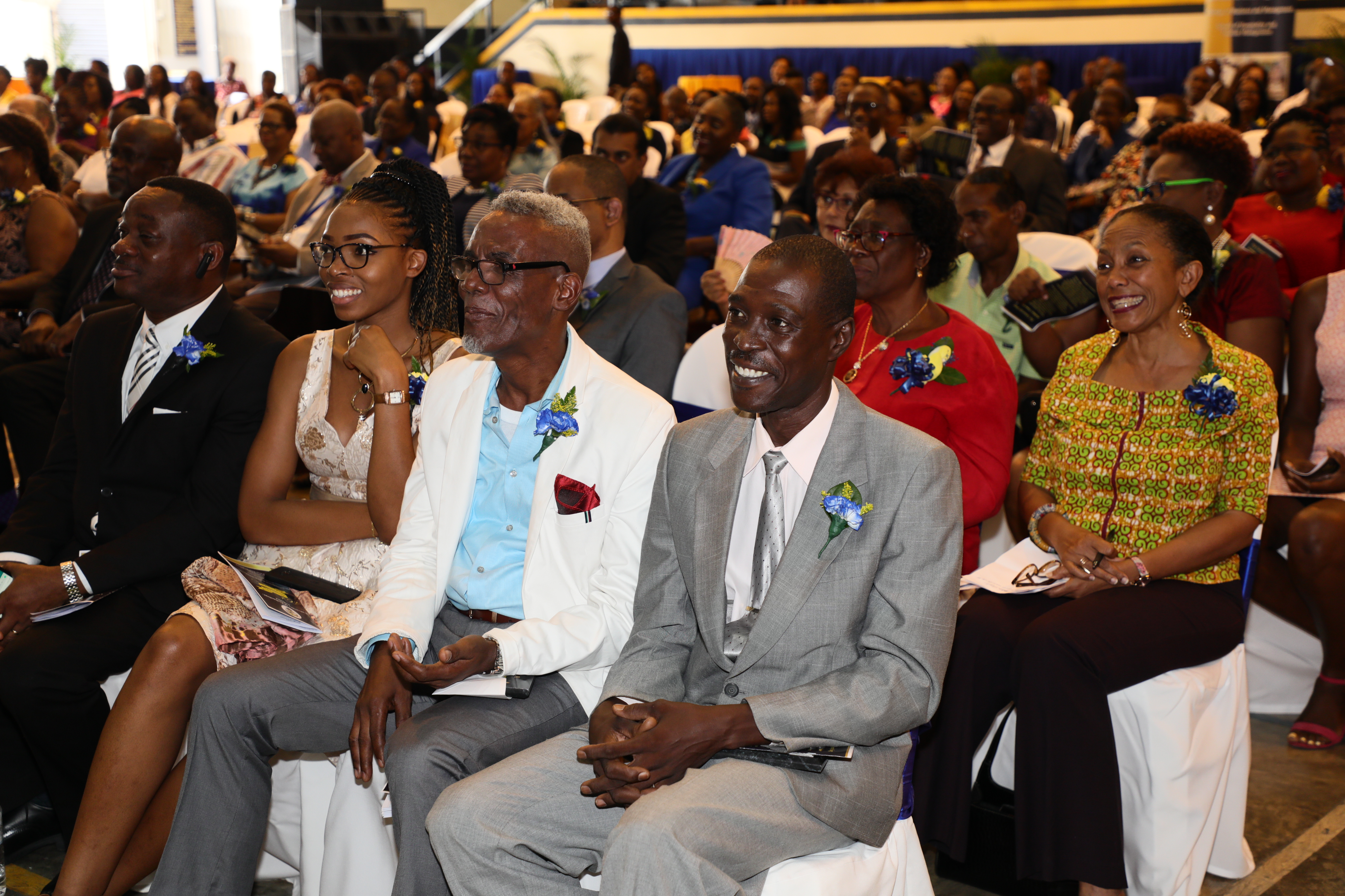Staff Honoured at the 49th Annual University Awards Ceremony
