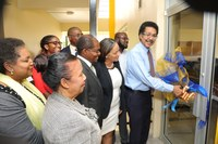 Three New Computer Labs at the UTech, Jamaica Shared Facilities Building Officially Commissioned