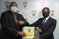 UTech, Jamaica and NCDA Sign Contract for 'Good Ganja Sense' Communication Project
