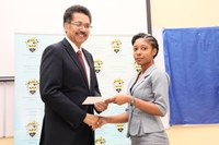 UTech, Ja Presents 60th Anniversary Scholarship Awards to 64 High Achieving Scholars
