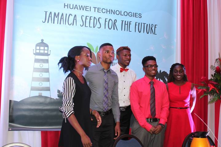 """UTech, Ja. Students Awarded Huawei """"Seeds for The Future""""  Scholarships to Visit China"""