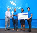 Students Shine at Sagicor Innovation Challenge