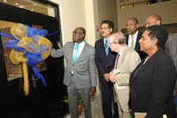 UTech, Jamaica Opens Shared Facilities Building
