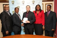 UTech, Jamaica Receives Cisco Donation of Wireless Equipment and Training to Enhance Internet Infrastructure