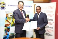 UTech, Jamaica Signs MoU with UDC