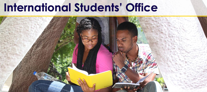 International Students' Office