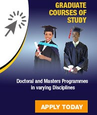 Graduate Courses of Study