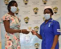 Nursing and Midwifery Students  Earn Their Stripes