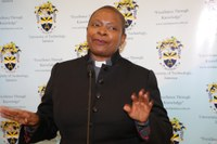 UTech, Ja. Distinguished Public Lecture: Rev. Hudson-Wilkin Calls for Greater Involvement of the Church in Rebuilding Jamaica