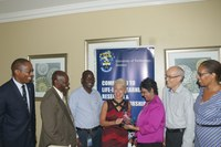 JPS Hands Over 100kW PV Solar System to UTech, Jamaica