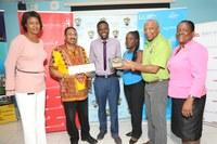 Team 3D Shopper Wins 5th Annual UTech, Jamaica  Business Model Competition