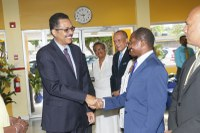 UTech, Jamaica Welcomes Professor Stephen Vasciannie as President